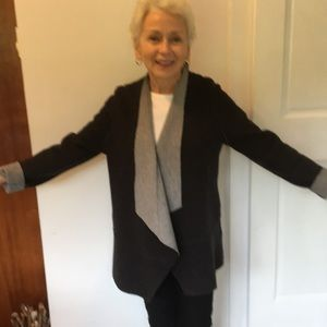 Eileen Fisher sweater/jacket